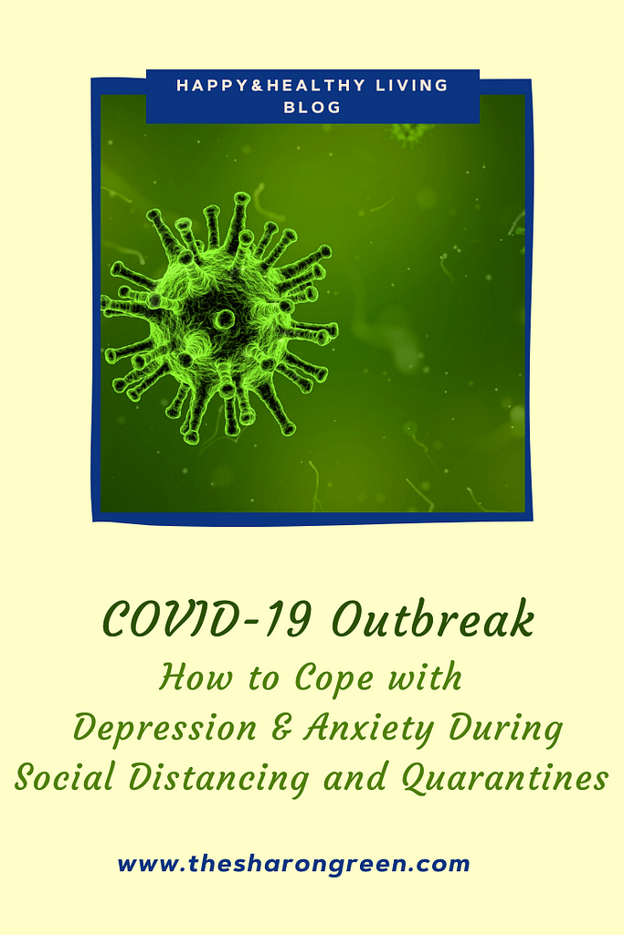 The COVID-19 outbreak is affecting everyone! How do we cope with social distancing and isolation when we already suffer from depression and anxiety? #COVID19 #CoronaVirus #stayhealthy #emotions #mentalhealth #mentalhealthblog #AnxietyDisorders #Anxiety #Depression #irondeficientanemia #healthblog #diabetes #invisibleillnesses #heartdisease #chronicpain #IDA #anemia #fibromyalgia #mentalhealthawareness #lifestyleblogger #seo #newpost #blogging #amwriting #bloglovin #family #yolo