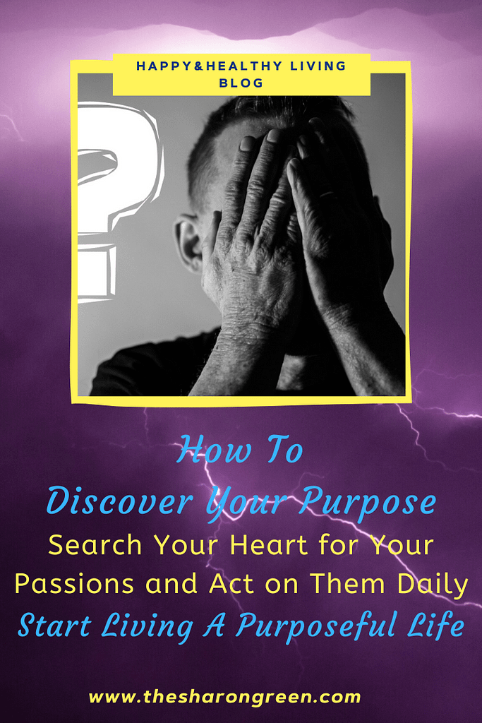 Discovering your purpose in life can become a real chore! But it shouldn't, in fact you really shouldn't have to work at finding your purpose. #purposeinlife #purposefullife #questionsoflife #stayhealthy  #emotions #mentalhealth #mentalhealthblog #AnxietyDisorders #Anxiety #Depression #irondeficientanemia #healthblog #diabetes #invisibleillnesses #heartdisease #chronicpain #IDA #anemia #fibromyalgia #mentalhealthawareness #lifestyleblogger #seo #newpost #blogging #amwriting #bloglovin #family #yolo